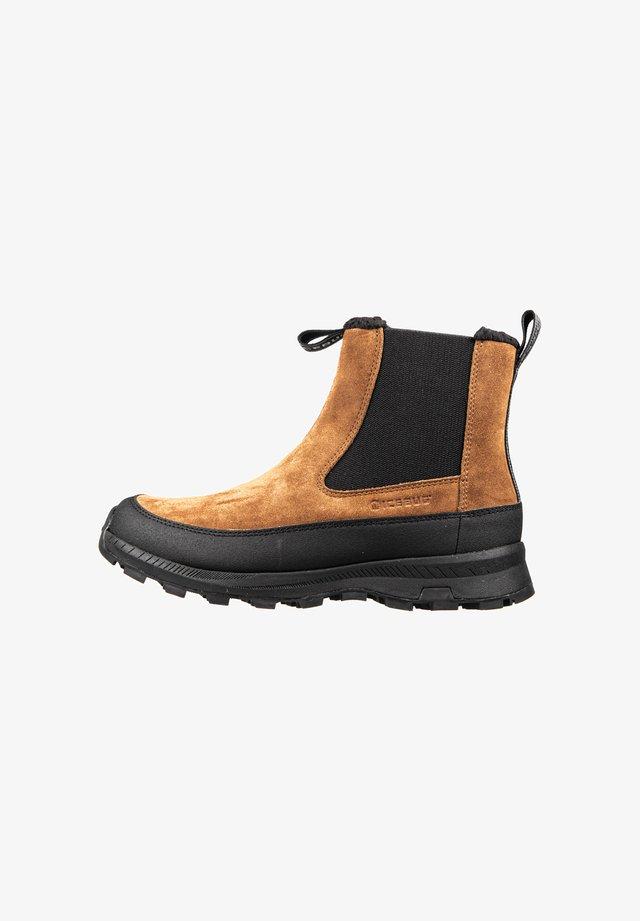 BODA W MICHELIN WIC - Ankle boots - hazel