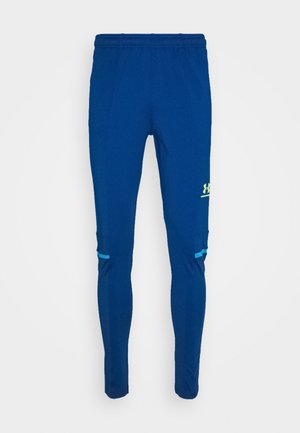CHALLENGER TRAINING PANT - Tracksuit bottoms - graphite blue