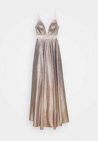 Luxuar Fashion - Vestido de fiesta - gold - 4