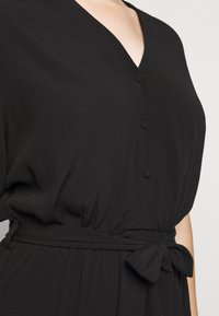 Selected Femme Curve - SLFENNA DRESS - Vapaa-ajan mekko - black - 6