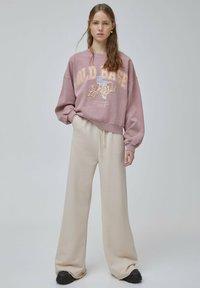 PULL&BEAR - Sweatshirts - rose - 1