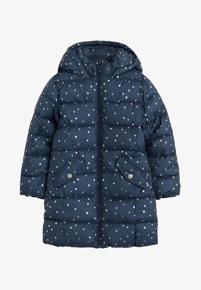 ALILONG - Winter coat - blauw
