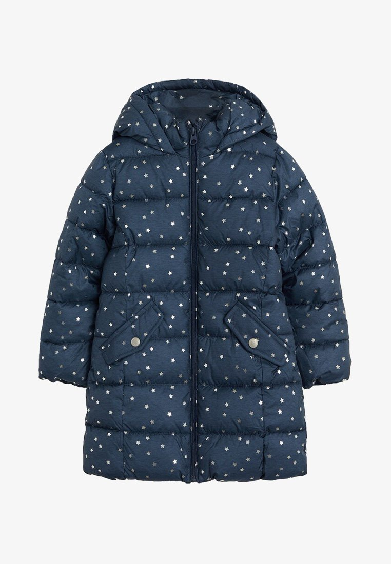 Mango - ALILONG - Winter coat - blauw