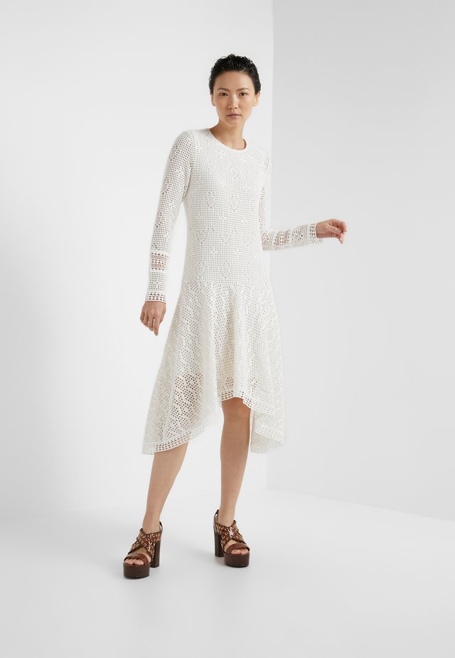 Robe d'été - crystal white