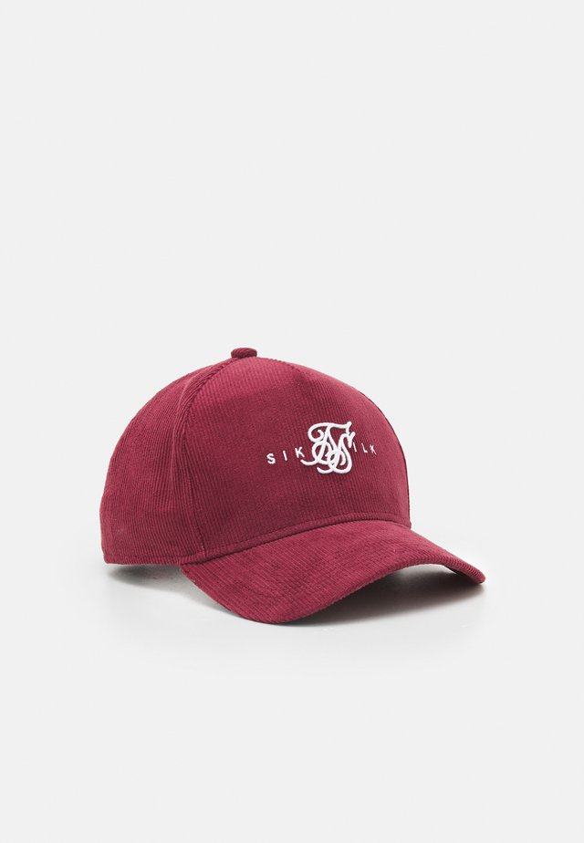 FULL TRUCKER - Cap - burgundy