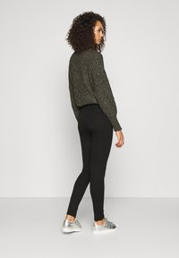 Anna Field Tall - Leggings - Trousers - black - 2