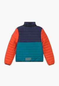 LEGO Wear - JOSHUA JACKET UNISEX - Zimní bunda - dark turquoise - 2