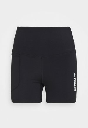 TERREX MULTI - Sports shorts - black