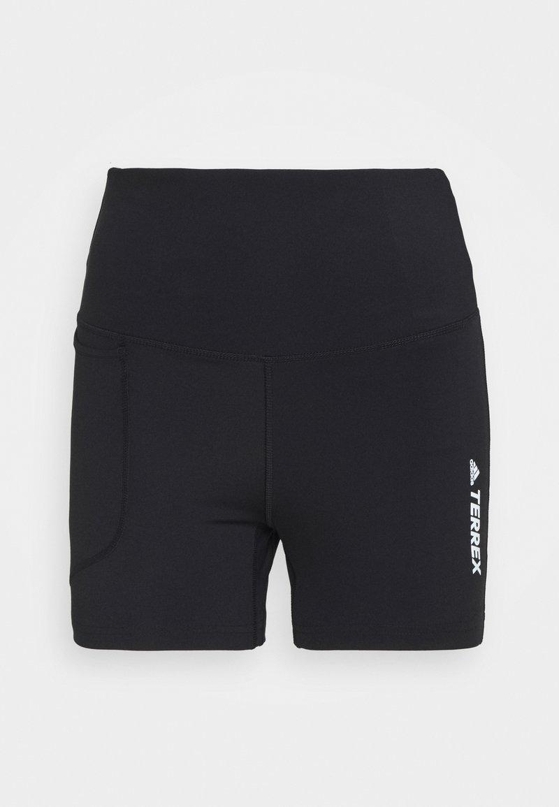 adidas Performance - TERREX MULTI - Sports shorts - black