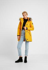 ONLY Petite - ONLIRIS - Parka - golden yellow - 1