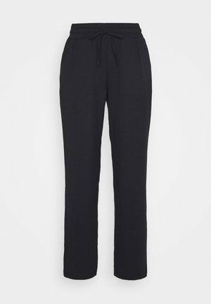 SELMA PANTS - Kalhoty - pitch black