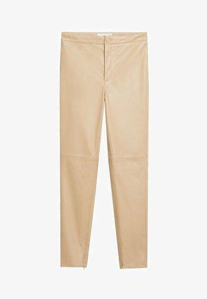 LONDONPU - Trousers - sable