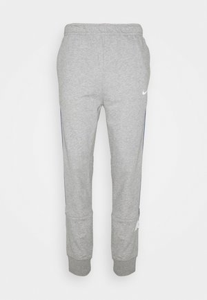 REPEAT  - Tracksuit bottoms - grey heather