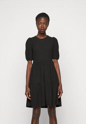 ONLNELLA SHORT DRESS - Jumper dress - black