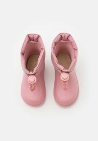 IGOR - BIMBI  - Stivali di gomma - rosa - 3