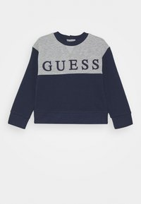 Guess - ACTIVE BABY - Mikina - deck blue - 0