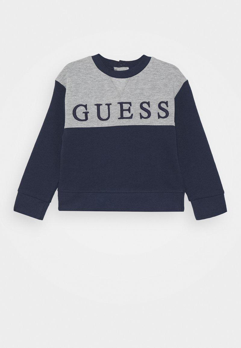 Guess - ACTIVE BABY - Sweatshirt - deck blue