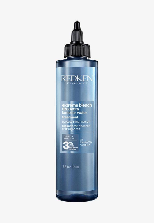 EXTREME BLEACH RECOVERY LAMELLAR WATER - Hair treatment - -