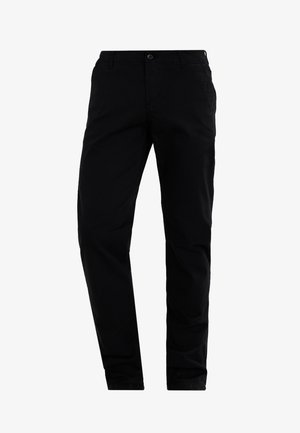 KERMAN  - Chinos - black