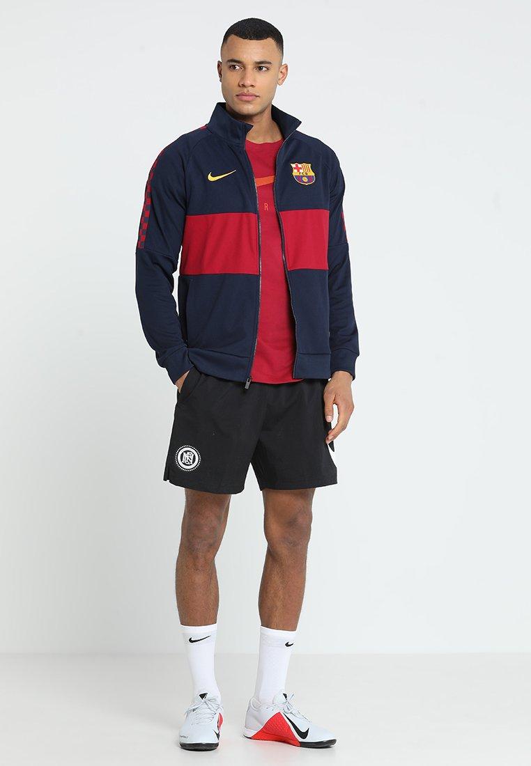 FC BARCELONA Klubbkläder obsidiannoble reduniversity gold
