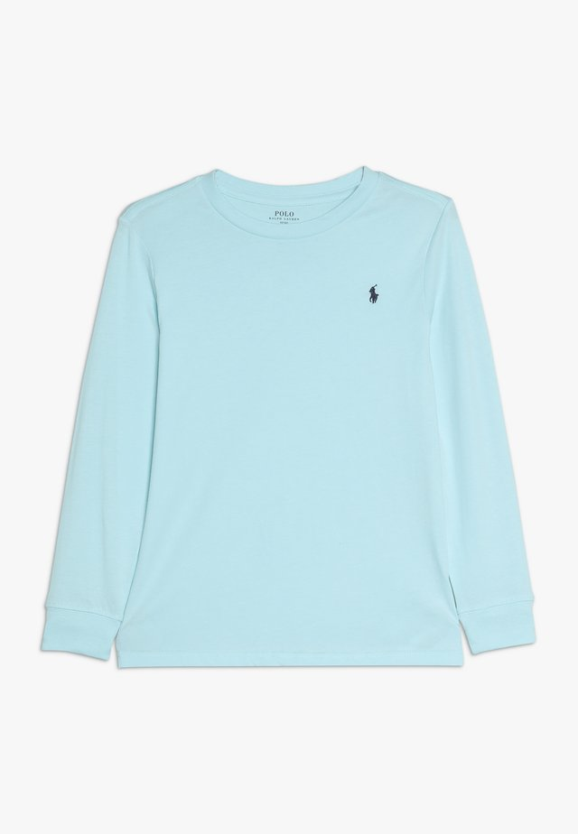 Print T-shirt - island aqua