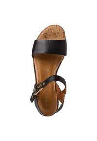 Tamaris - Platform sandals - black - 1