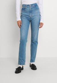 Levi's® - 70S HIGH STRAIGHT - Jeans a sigaretta - marin park - 0