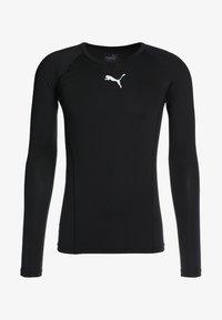 Puma - LIGA BASELAYER TEE - Unterhemd/-shirt - black - 5
