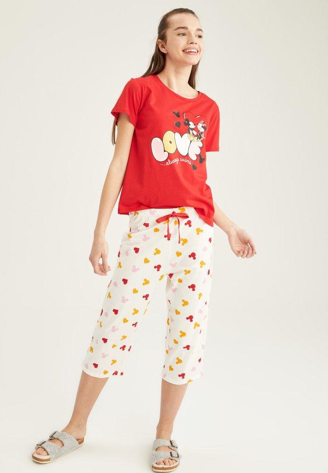 SET DISNEY - Pyjamas - ecru