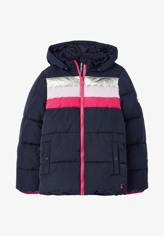 KUSCHEL ELEANOR - Down jacket - französisch marineblau