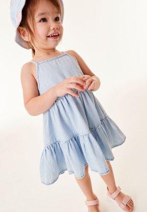 Denní šaty - blue denim