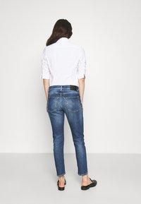Dondup - PANTALONE MILA - Slim fit jeans - blue denim - 2