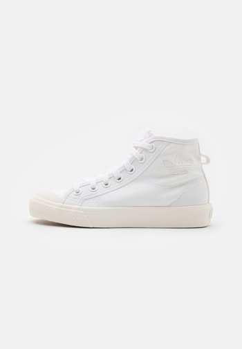 NIZZA UNISEX - Baskets montantes - footwear white/offwhite