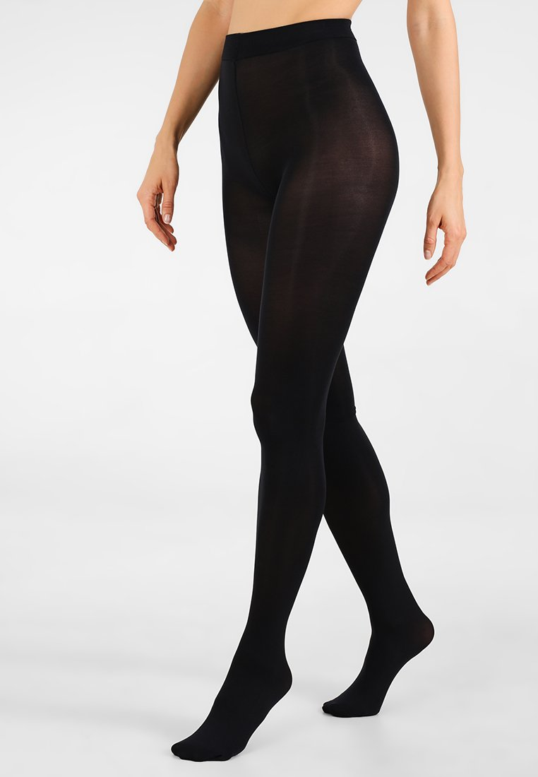 camano - 60 DEN EVERYDAY 2 PACK - Tights - black