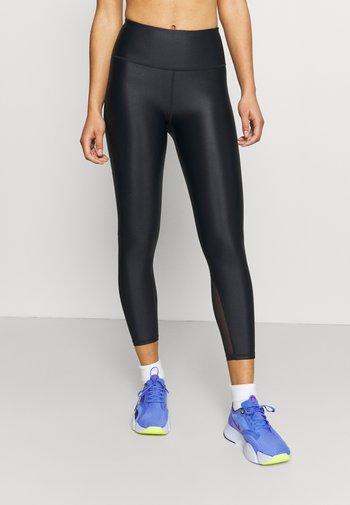 ISO CHILL ANKLE LEG - Leggings - black