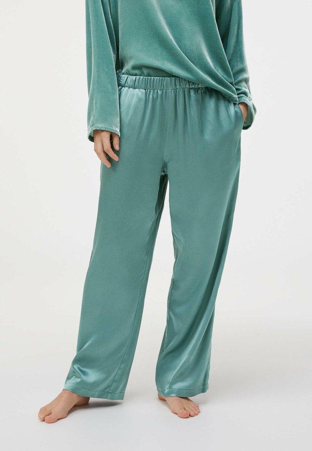 Pyjamabroek - turquoise