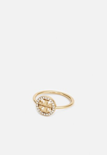 MILLER PAVE DELICATE - Ring - gold-coloured