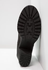 ONLY SHOES - Kotníková obuv - black - 5