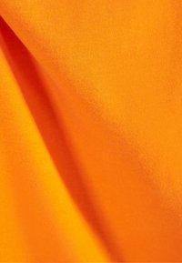Bershka - Basic T-shirt - orange - 5