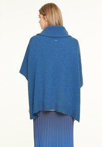 comma - Cape - blue melange - 2