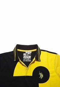 U.S. Polo Assn. - SHORTSLEEVE  - Polo shirt - schwarz - 2