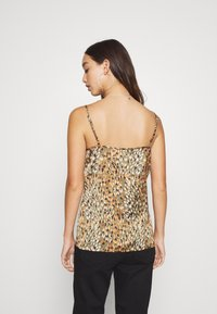 Never Fully Dressed - WILLOW PRINT CAMI - Top - green - 4