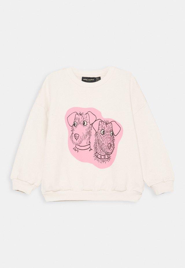 BABY TERRIER UNISEX - Sweatshirt - offwhite