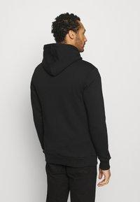 274 - APPLIQUE HOODIE - Sweater - black - 2