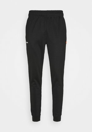 BERTONI - Tracksuit bottoms - black