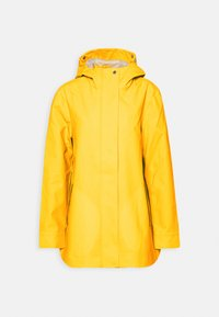 Hunter ORIGINAL - ORIGINAL SMOCK - Waterproof jacket - yellow - 4