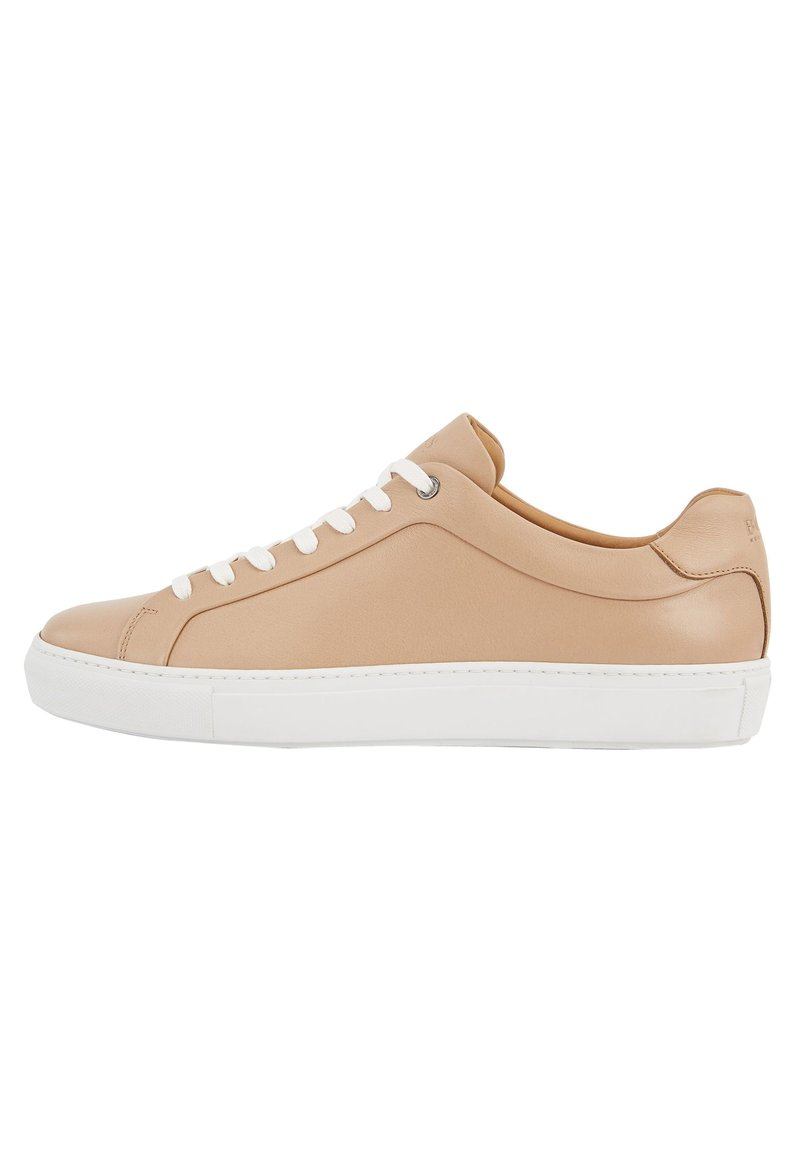 BOSS - MIRAGE_TENN_WG - Sneakers laag - light beige