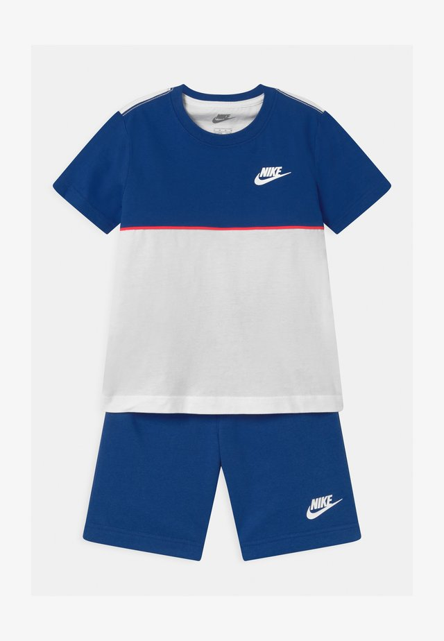 COLOR BLOCKED SET  - T-shirt imprimé - game royal