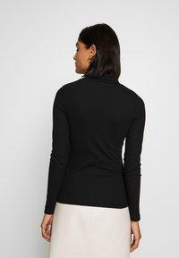 New Look - TURTLE NECK 2 PACK - Topper langermet - black/white - 3