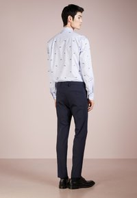 DRYKORN - SIGHT - Suit trousers - navy - 2